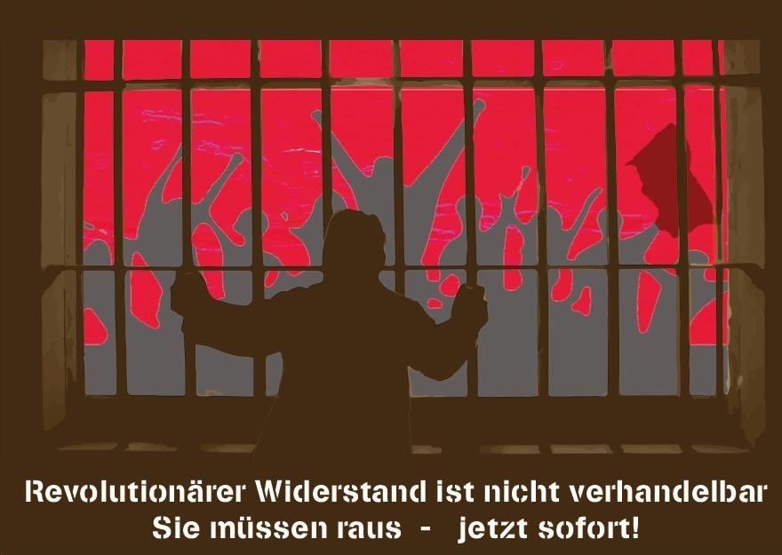 Flyer zum ATIK-Prozess. Solidarität mit den Gefangenen!