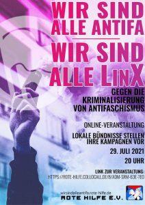 Poster der Veranstaltung